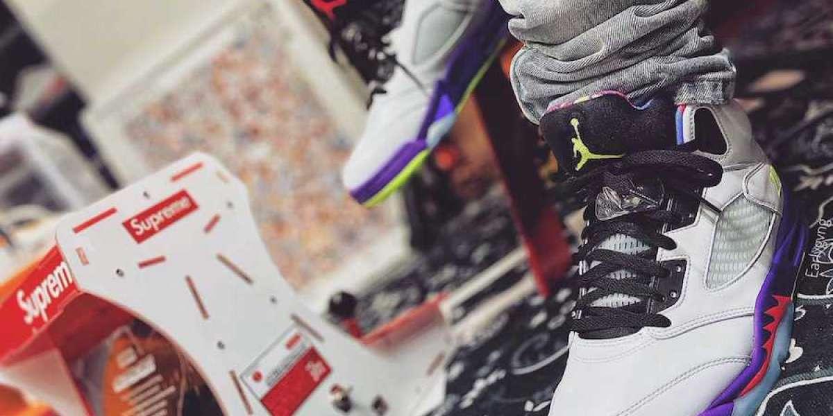Air Jordan 5 White Bel-Air to Release on August 29, 2020