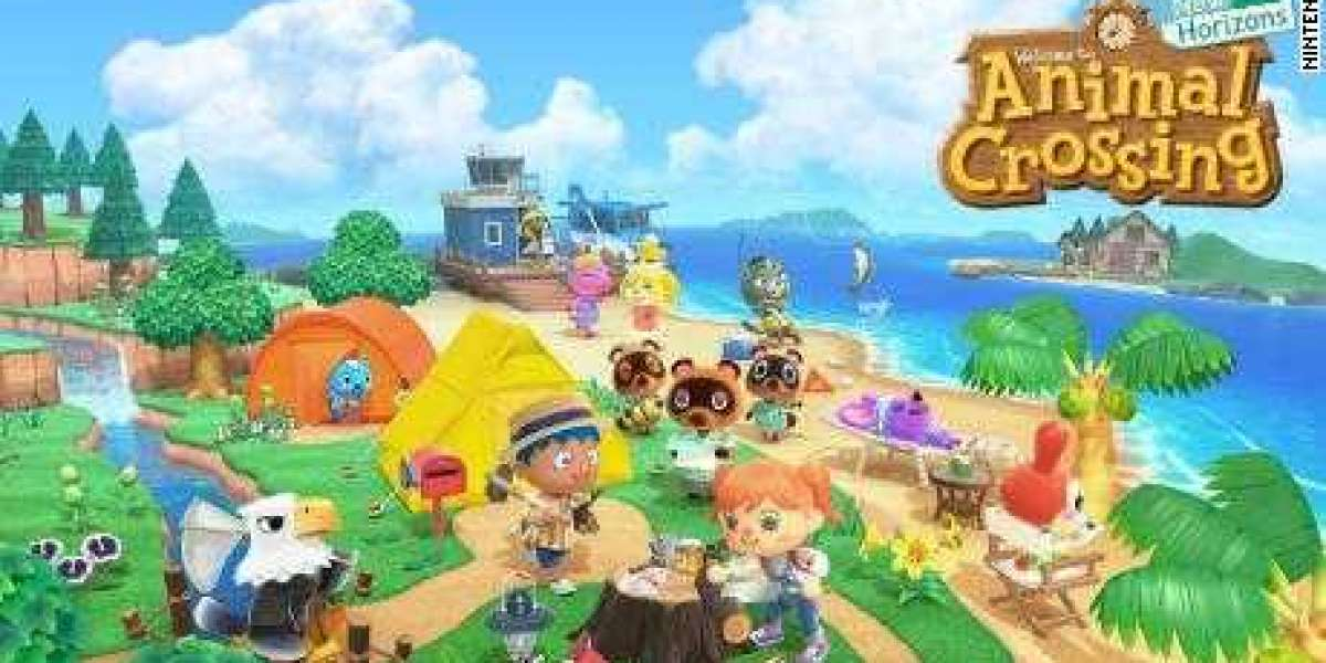 Animal Crossing New Horizons Golden Items are the most treasured