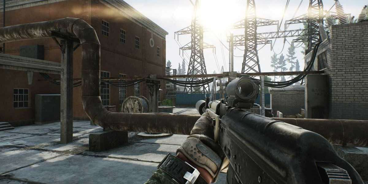 Escape from Tarkov simulates circuitous accidents and a centered