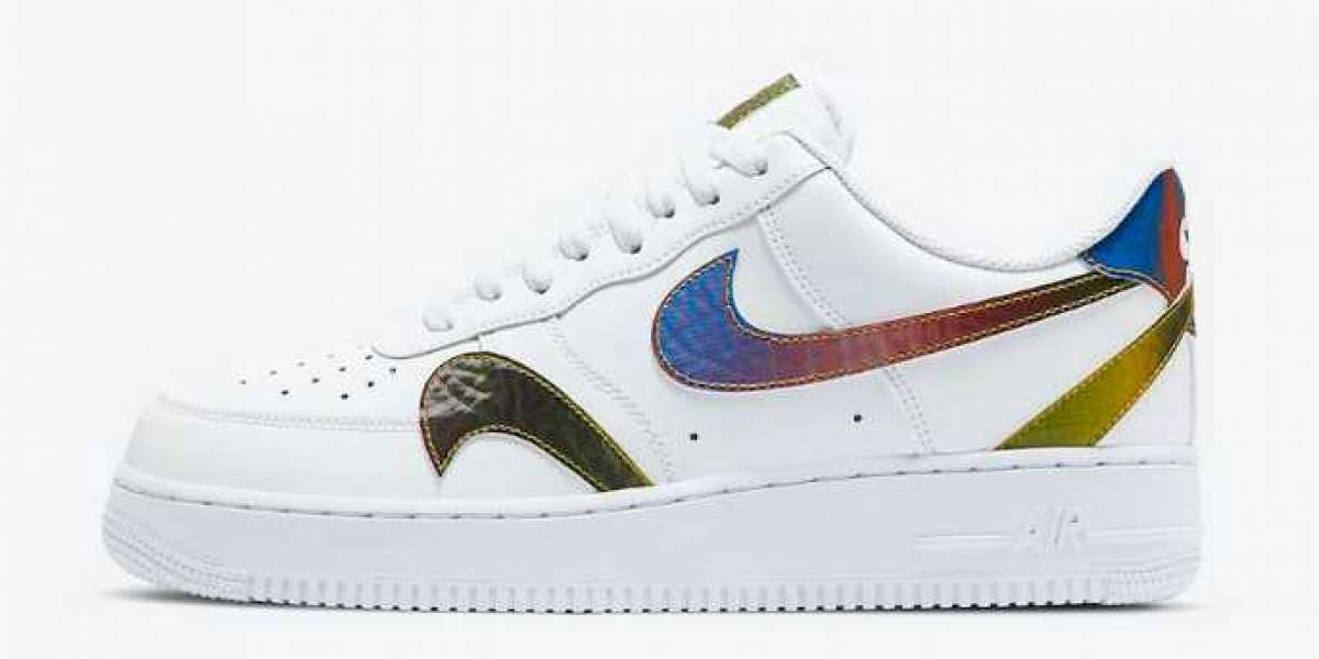 Where to buy Nike Air Force 1 White Multi-Swoosh ?